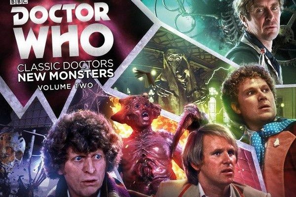 plano crítico doctor who Classic Doctors, New Monsters_ Volume Two