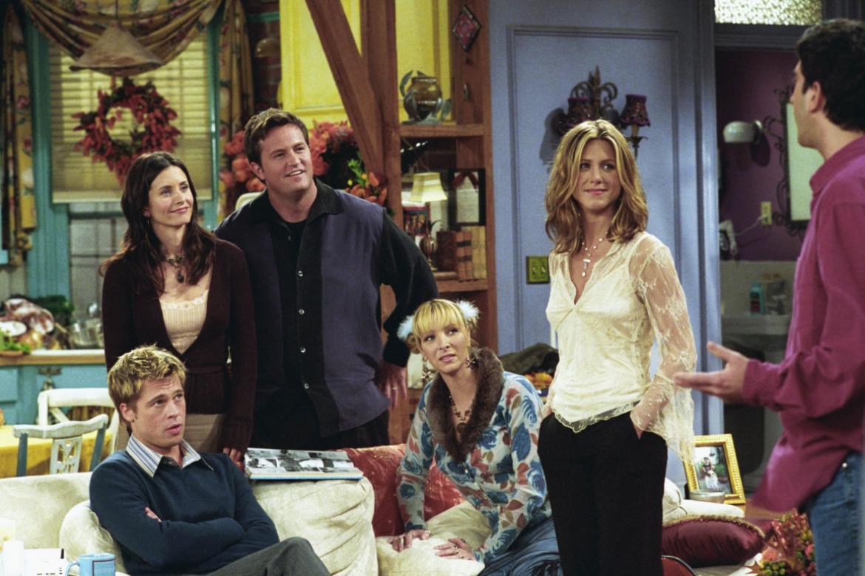 Friends Episódio