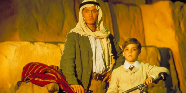 plano crítico The Young Indiana Jones Chronicles