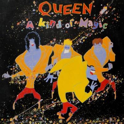 A Kind of Magic Queen plano crítico queen álbum