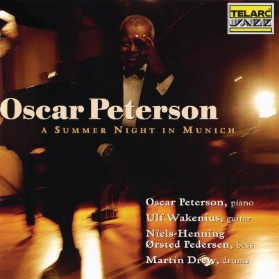 A Summer Night in Munich Oscar Peterson plano crítico