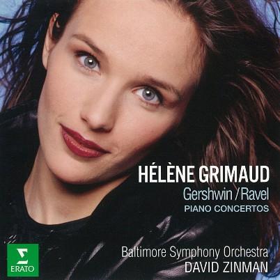 Gershwin & Ravel_ Piano Concertos Hélène Grimaud + Baltimore Symphony Orchestra plano crítico