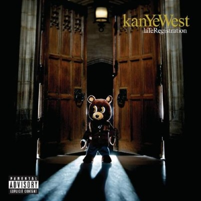 Late Registration Kanye West plano crítico