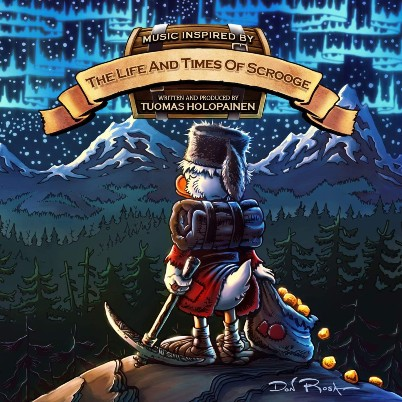 Music Inspired by the Life and Times of Scrooge Tuomas Holopainen plano crítico