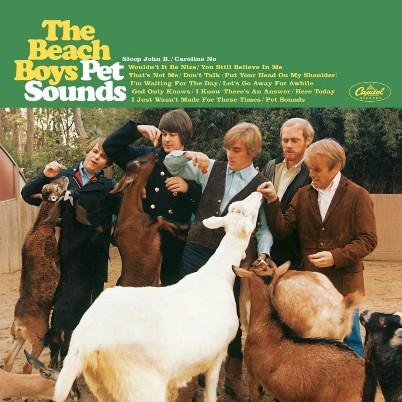 Pet Sounds The Beach Boys plano crítico
