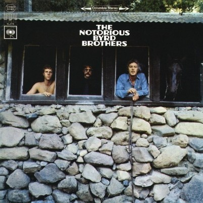 The Notorious Byrd Brothers The Byrds plano crítico