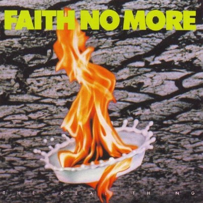 The Real Thing. Faith No More plano crítico