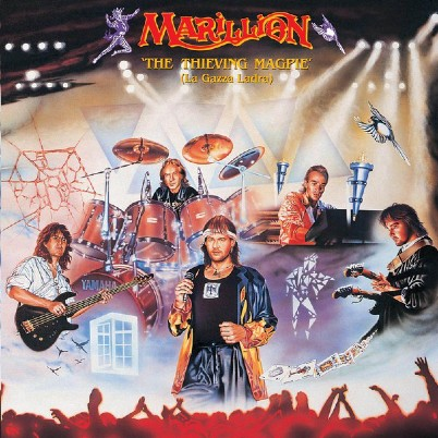 The Thieveing Magpie Marillion plano crítico