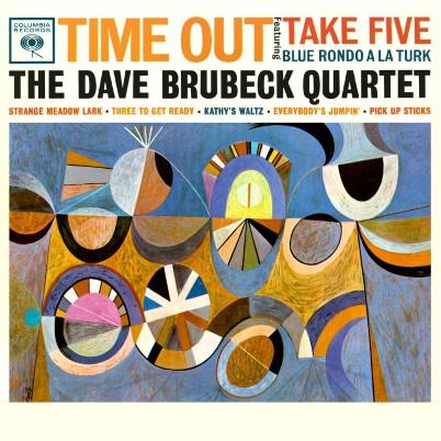 Time Out The Dave Brubeck Quartet plano crítico